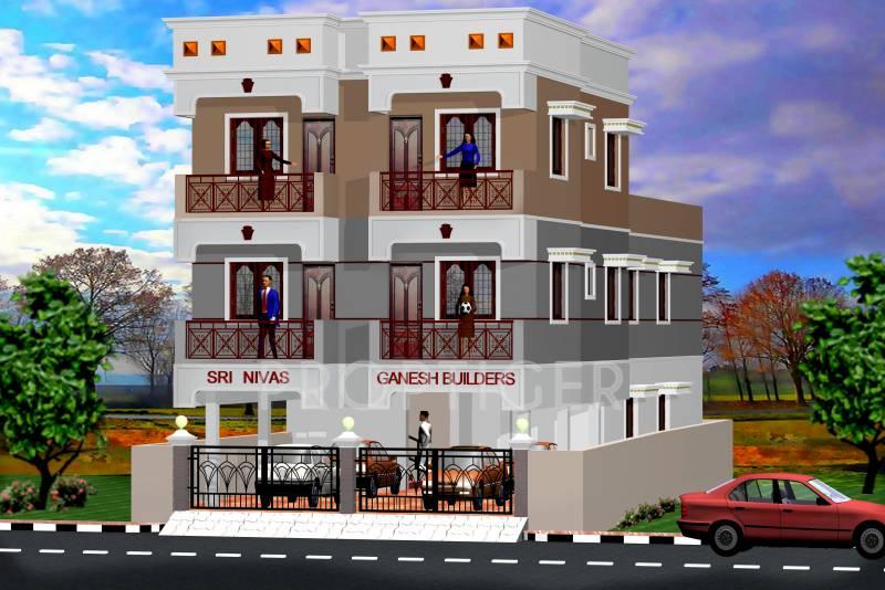 Images for Elevation of Ganesh Builders Sri Nivas