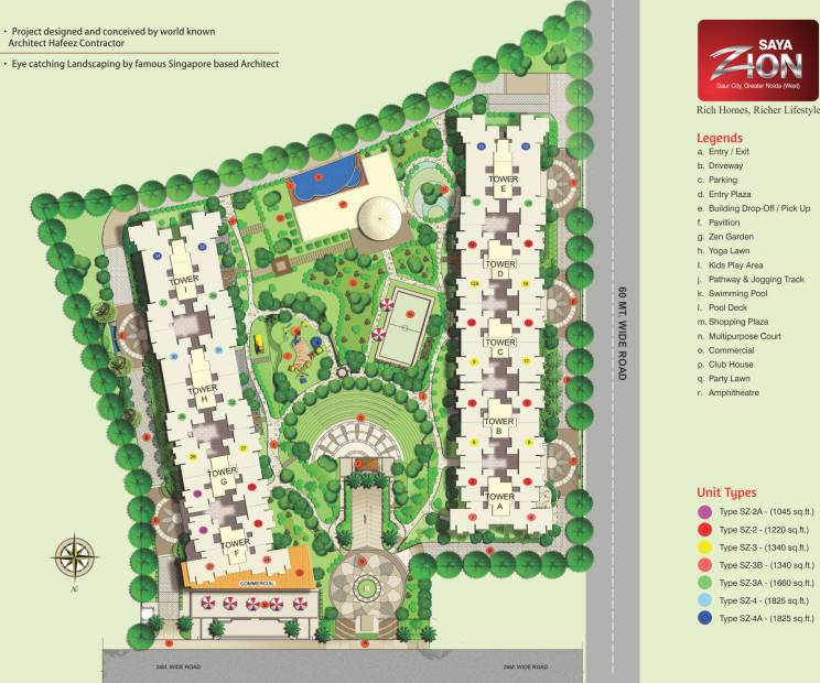 Images for Layout Plan of Saya Zion
