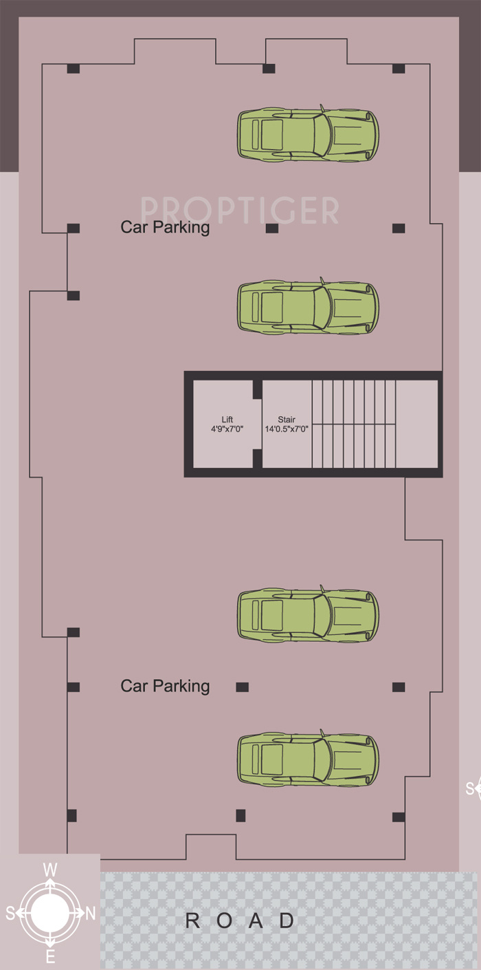 1125 sq ft 2 bhk 2t apartment for sale in poomalai housing for 1125 sq ft floor plan
