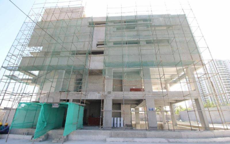 Images for Construction Status of Purva Skydale