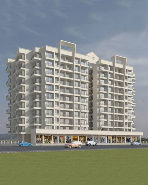 enclave Images for Elevation of Laabh Enclave