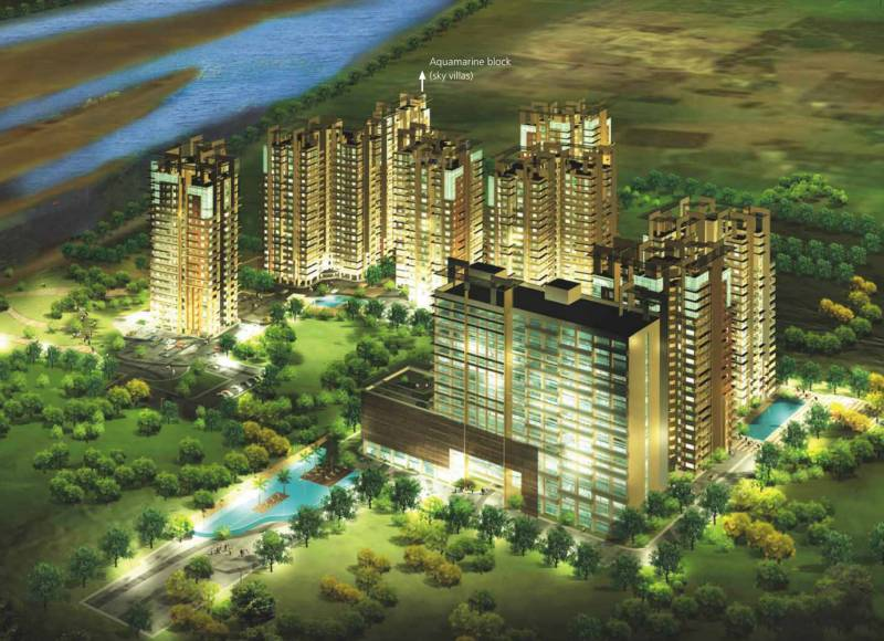 sky-villas Images for Elevation of Olympia Sky Villas