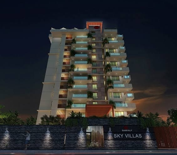 sky-villas Images for Project