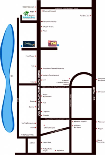 blue-bells Images for Location Plan of  Blue Bells