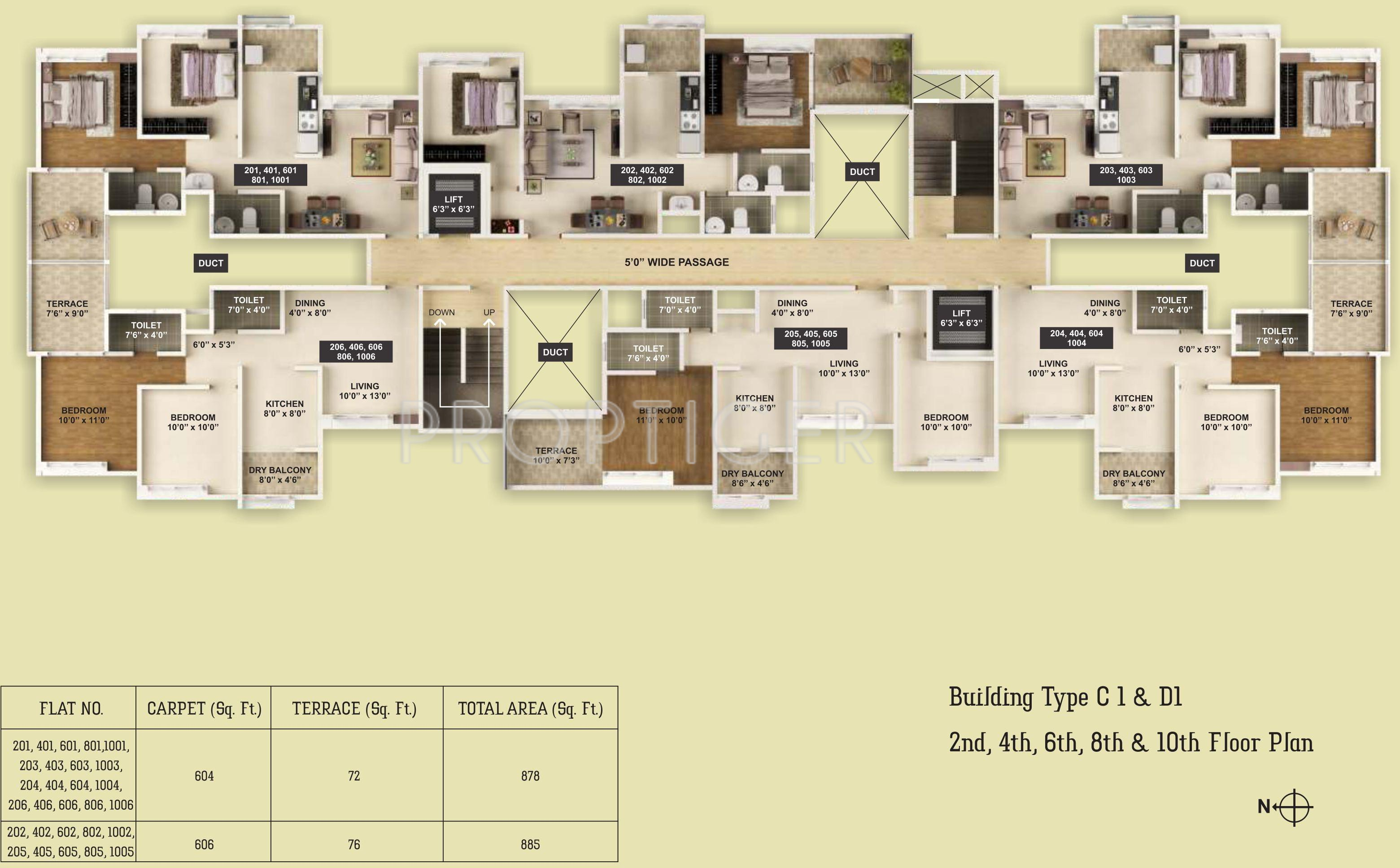 686 sq ft 1 bhk 1t apartment for sale in maple aura county for T furniture wagholi
