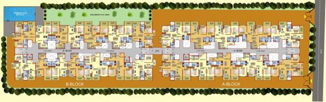 Images for Cluster Plan of Vishnu Habitat
