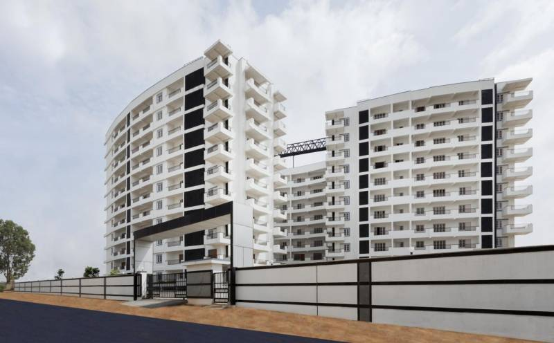 global-heights Images for Elevation of Mantri Global Heights