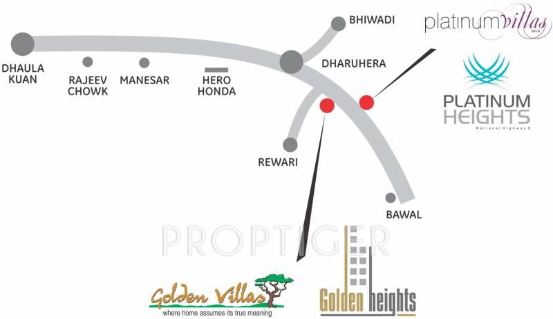 Images for Location Plan of Landmark Golden Villa
