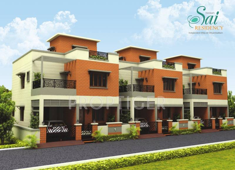 Images for Elevation of Fairyland Sai Residency