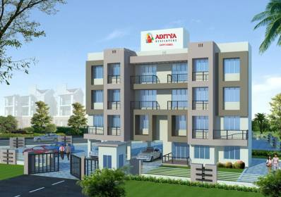Images for Elevation of Aditya Developers Mumbai Orient Apartments