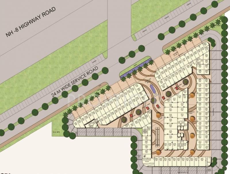 mercado Images for Site Plan of Elan Mercado
