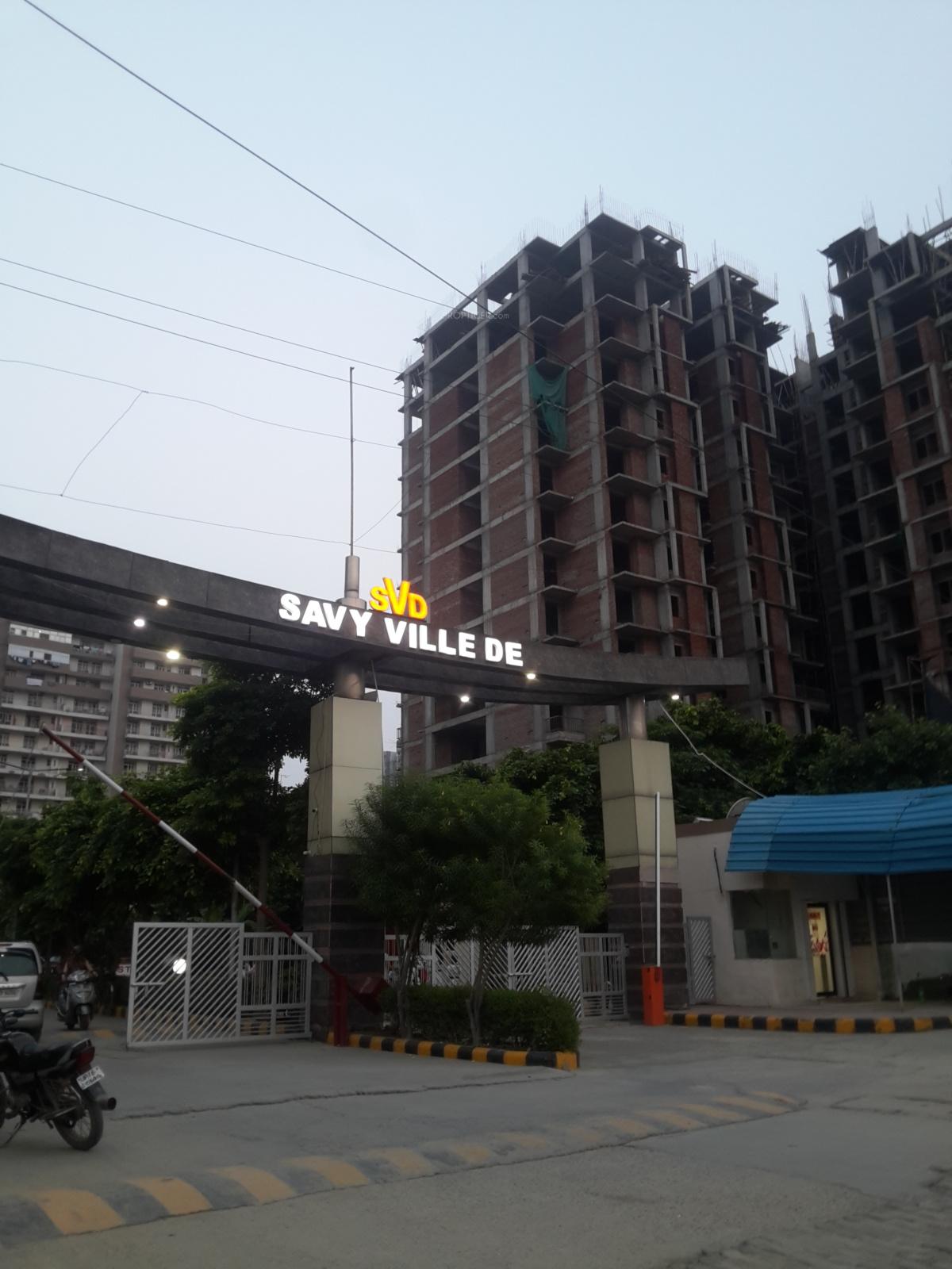 Ascent Savy Ville De In Raj Nagar Extension Ghaziabad Price Location Map Floor Plan