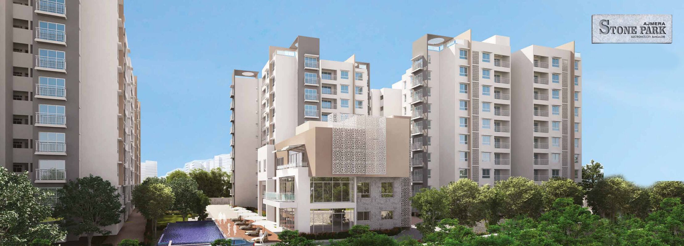 Elevation Stones Bangalore : Sq ft bhk t apartment for sale in ajmera group