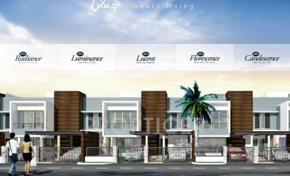Images for Elevation of Advaita Homes Glaze