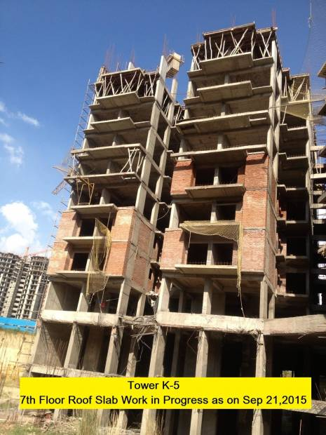 Images for Construction Status of Keltech Kumar Imperial Greens