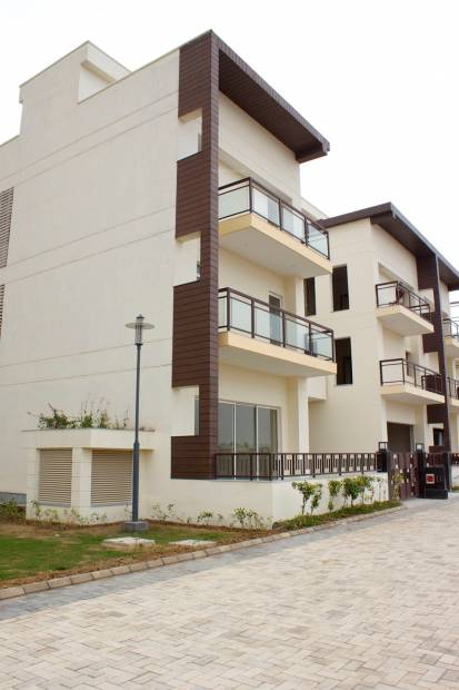 Images for Elevation of Bestech Park View Ananda Villas