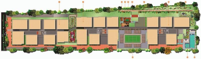 dynasty Images for Site Plan of Saroj Dynasty
