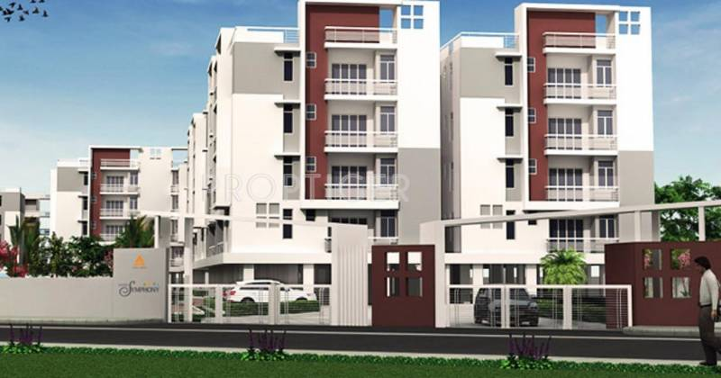 Images for Elevation of Saroj Symphony