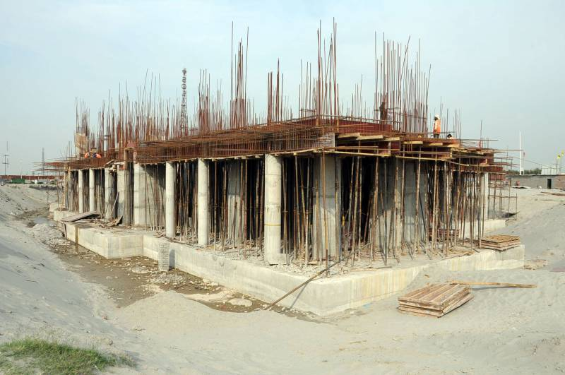 Images for Construction Status of Le Solitairian Solitairian City