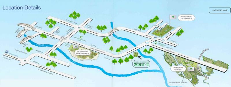 Images for Location Plan of Jaypee Aman 2