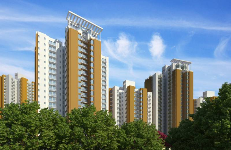 Images for Elevation of Jaypee Aman 2