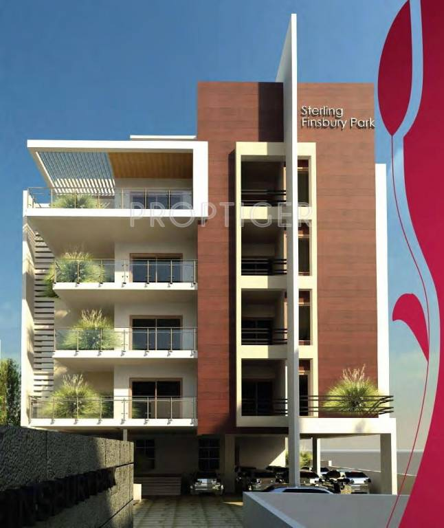 Sterling Park Apartments: Zaffars Finsbury Park In Ulsoor, Bangalore