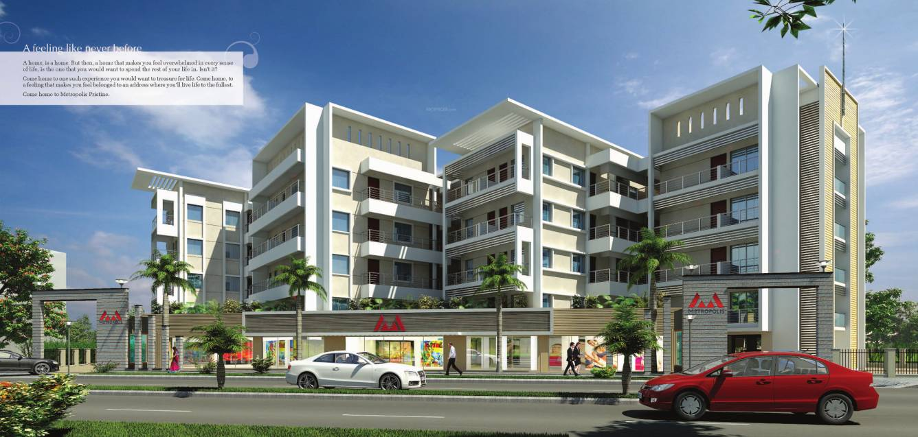 Elevation Stones Bangalore : Metropolis pristine in electronic city phase bangalore