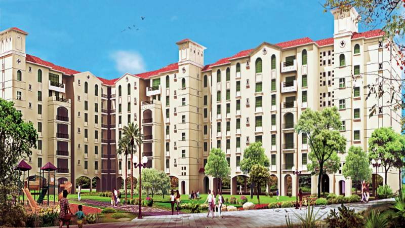 Images for Elevation of Ideal Ideal Enclave Phase 2