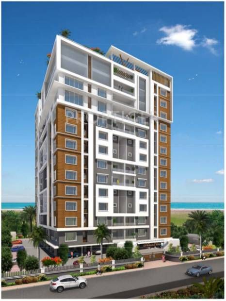 Images for Elevation of Shanti Presidential Towers