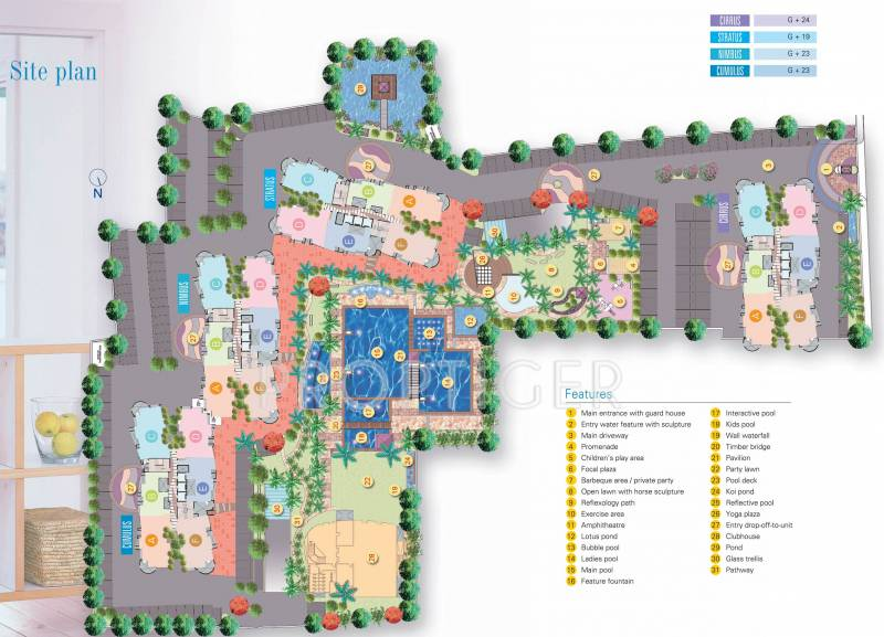 Images for Site Plan of Ideal Ideal Heights