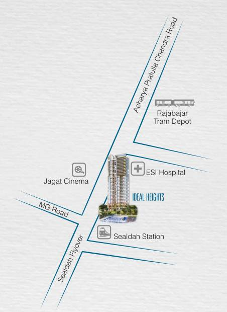 Images for Location Plan of Ideal Ideal Heights