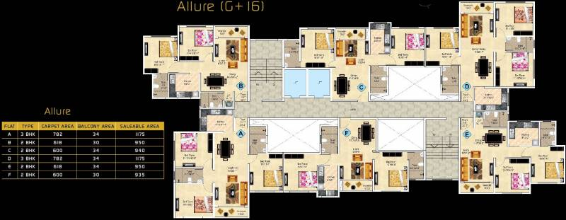 Images for Cluster Plan of Ideal Aurum