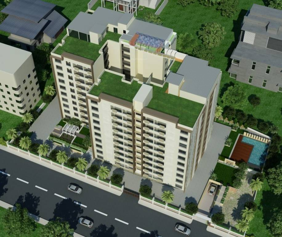 Greenwood Point Apartments: NR Royal Park Residency In Thanisandra, Bangalore