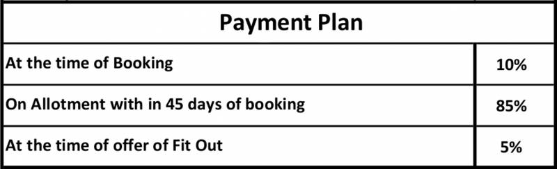 Images for Payment Plan of Gaursons 5th Avenue