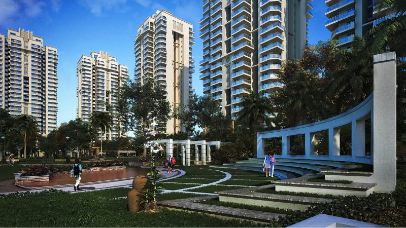 Images for Elevation of Gaursons 6th Avenue