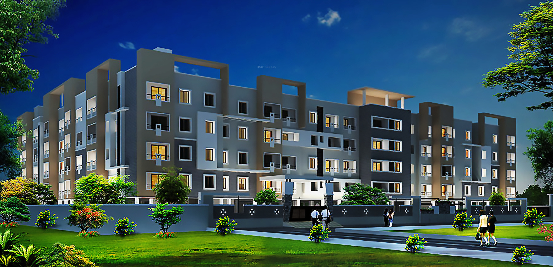 aakruti aristo marvel in electronic city phase 1 bangalore gallery