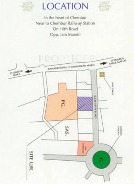 Images for Location Plan of Sanjona Abhilash
