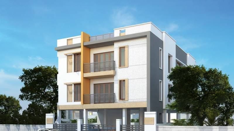 Images for Elevation of Colorhomes Crest