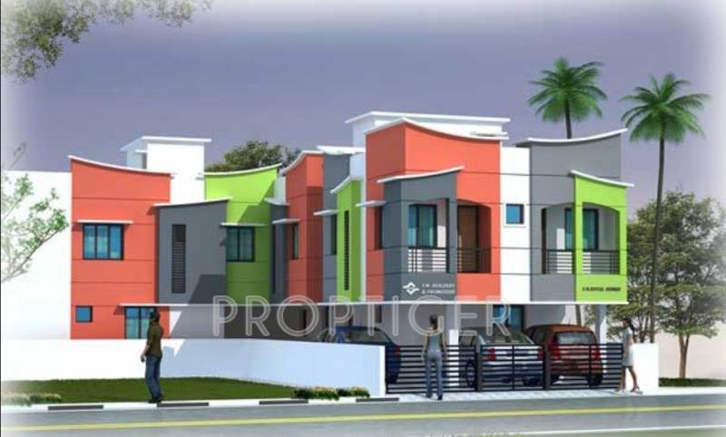 Images for Elevation of SM Builders Promoters Royal Homes
