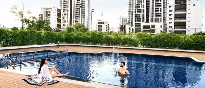 Images for Elevation of TATA Housing Primanti UberLuxe