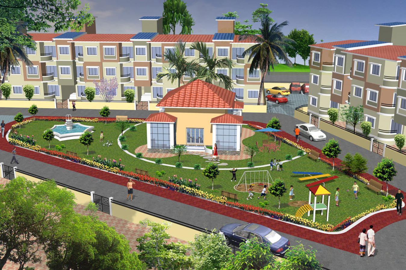Nirman Nano City in Neral, Mumbai - Price, Location Map, Floor Plan