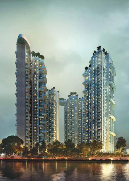 Images for Elevation of Siddha Sky