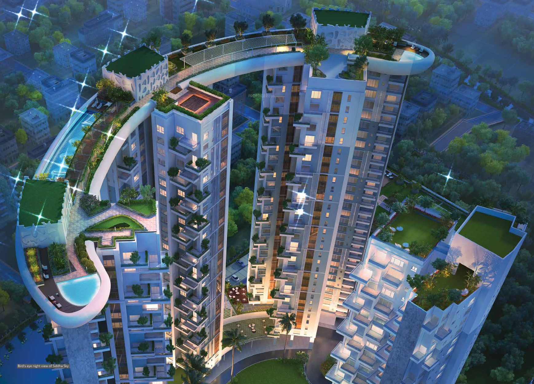 Siddha Group - All New Projects by Siddha Group Builders