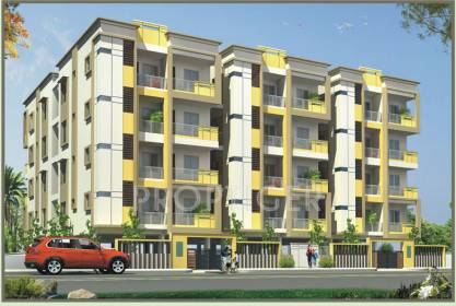aaradhana-buildcon-emprises aranya-residency Elevation