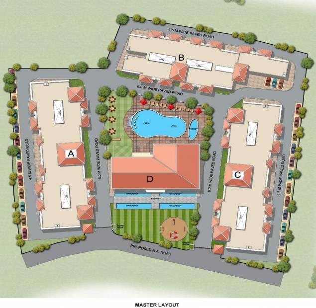 Images for Master Plan of Disha Direct Bay Vista