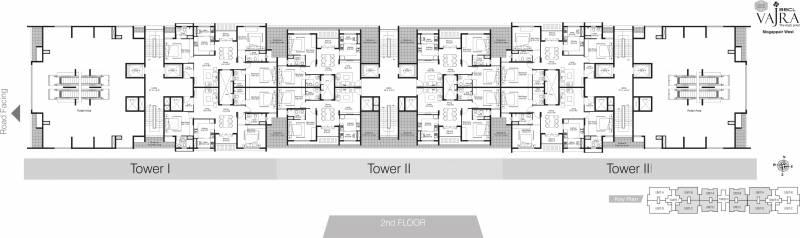 Images for Cluster Plan of BBCL Vajra