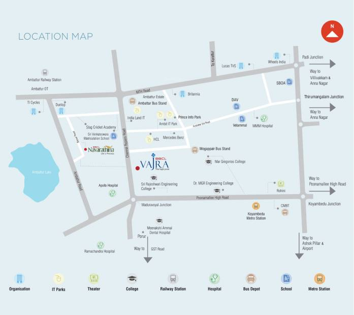 Images for Location Plan of BBCL Vajra