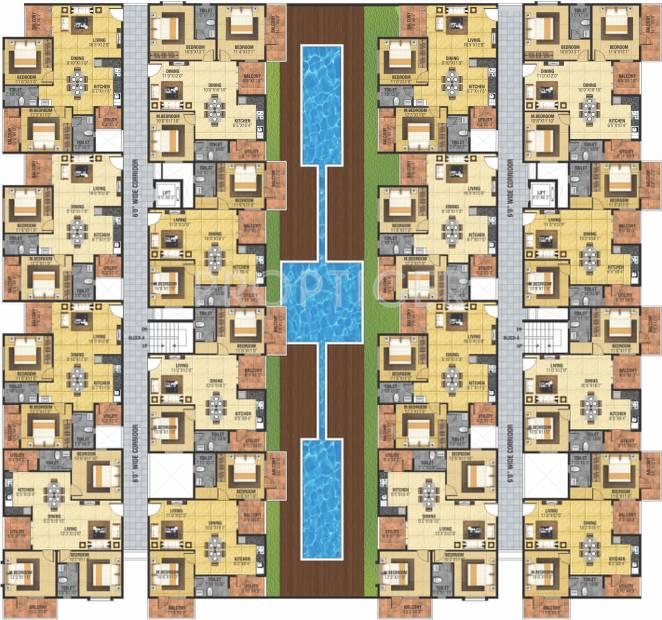 Images for Cluster Plan of SLV Greens