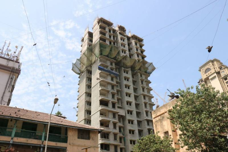 Images for Construction Status of JP Unity Tower