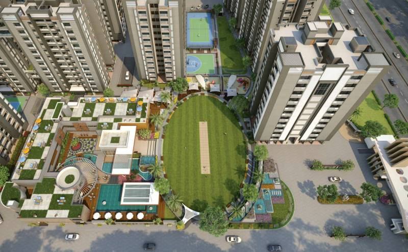 Images for Elevation of JP Iscon Platinum